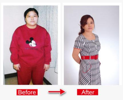 【版上熱門話題】陳年肥醜女狂瘦43公斤沒再復胖過,她怎麼辦到的?