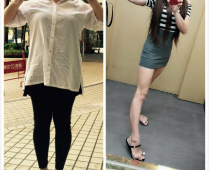 胖妹從76→45公斤的減肥路!營養師減重教學這樣吃→【SO333咖啡爆纖精華】